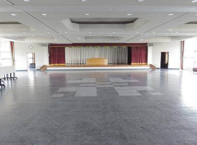 福祉会館・大ホール1